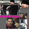 <I>Striscioni e simboli nazisti all&#8217;Olimpico</I><br>TIFOSI E IMBECILLI