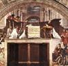 VINO SI TRASMUTA IN VARECHINA<BR><I>stupore tra i fedeli presenti al miracolo</I>