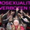 <em>razzismo e omofobia</em><br>DIKTAT DI RATZINGER